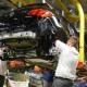 Produktion im Opel-Stammwerk in Rüsselsheim. Foto: Arne Dedert/Archiv