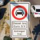 Gericht lehnt Eilantrag zu Frankfurter Diesel-Fahrverbot ab