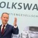VW-Chef Diess kündigt verschärftes Umbauprogramm an