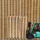 Rekordzahl von Holzpaletten in Deutschland produziert