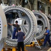 Maschinenbauer befürchten Einbußen bei einem Brexit