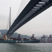 Containerhafen Hongkong