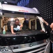 Weltgrößte Campingmesse startet in Düsseldorf
