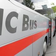 Fernbusse der Deutschen Bahn