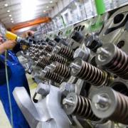 Motorenproduktion