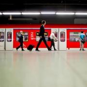 S-Bahn Frankfurt