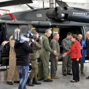 Hubschrauber-Fabrik