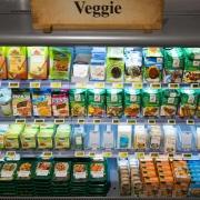 Vegetarische Produkte