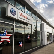 Volkswagen in den USA