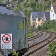 Güterzugstrecke