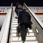 Gabriel reist nach China