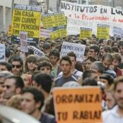 Jugendliche in Spanien