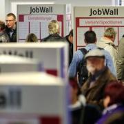 Arbeitsmarktmesse