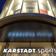 Karstadt Sports-Filiale