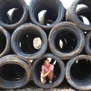 Chinesischer Stahl