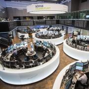 Börse in Frankfurt