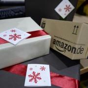 Weihnachtspakete bei Amazon