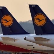 Piloten-Streik bei der Lufthansa
