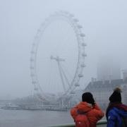 Nebel in London