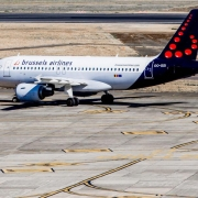 Brussels-Airlines-Maschine