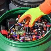 Batterie-Recycling