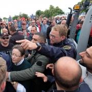 Streik bei Neue Halberg Guss