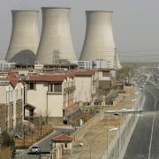Kraftwerk in Peking