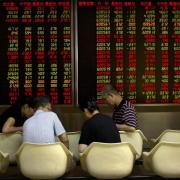 Börse in China