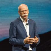 Daimler-Chef Dieter Zetsche hört im Mai 2019 auf