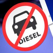 Diesel verboten