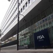 PSA-Zentrale